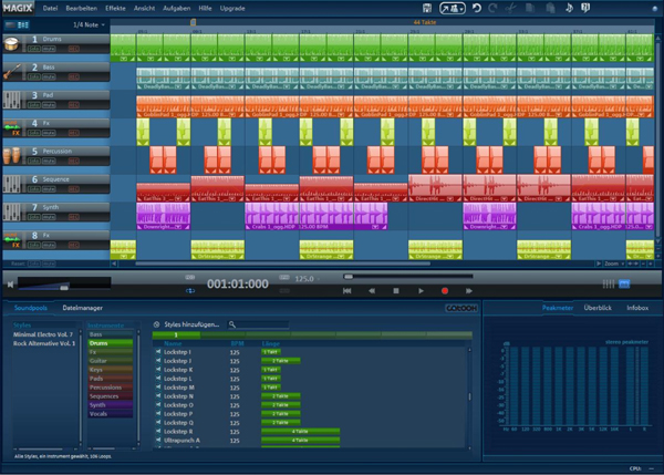 MAGIX Music Maker - Publisher's Description