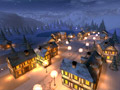 Winter Night 3D
