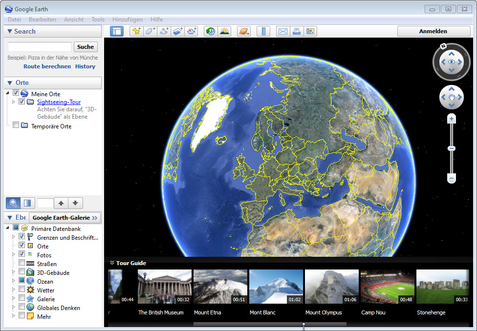 Google Earth 7 Download